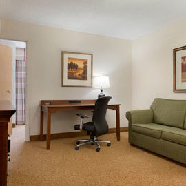 Country Inn & Suites Georgetown 2 Bedroom Suite